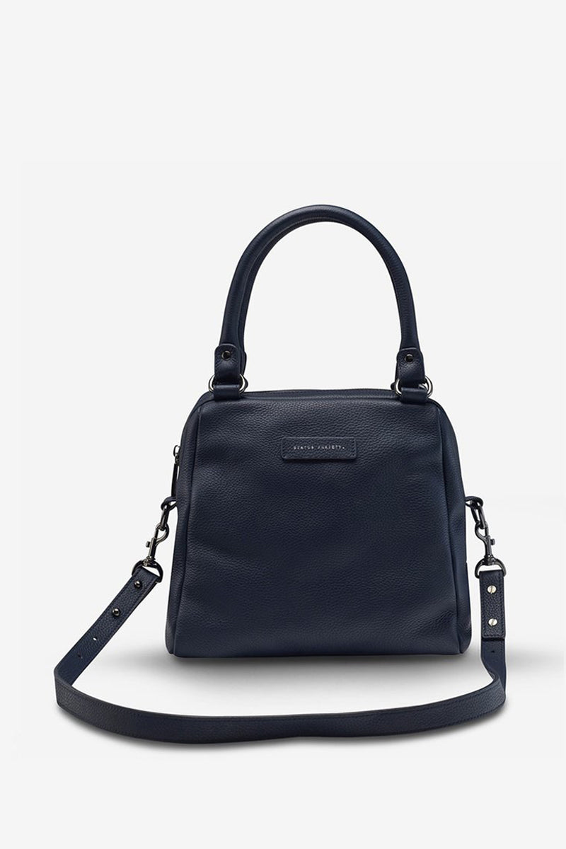 Status Anxiety - Last Mountains Bag, Navy Blue