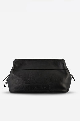 Status Anxiety - Liability Toiletries Bag, Black