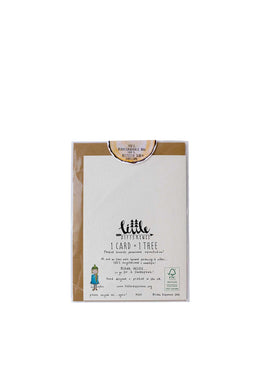 Little Difference - Kia Kaha Lily Card