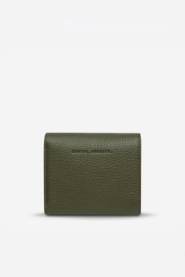 Status Anxiety - Lucky Sometimes Wallet, Khaki