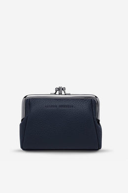 Status Anxiety - Volatile Purse, Navy Blue