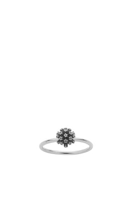 Meadowlark - Pom Pom Stacker Ring, Sterling Silver