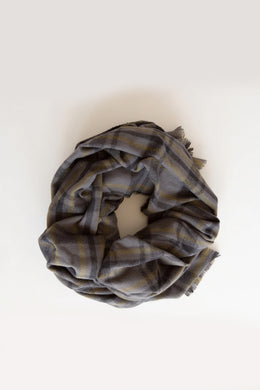 Betty Basics -  Solstice Spot Scarf, Black/White Spot