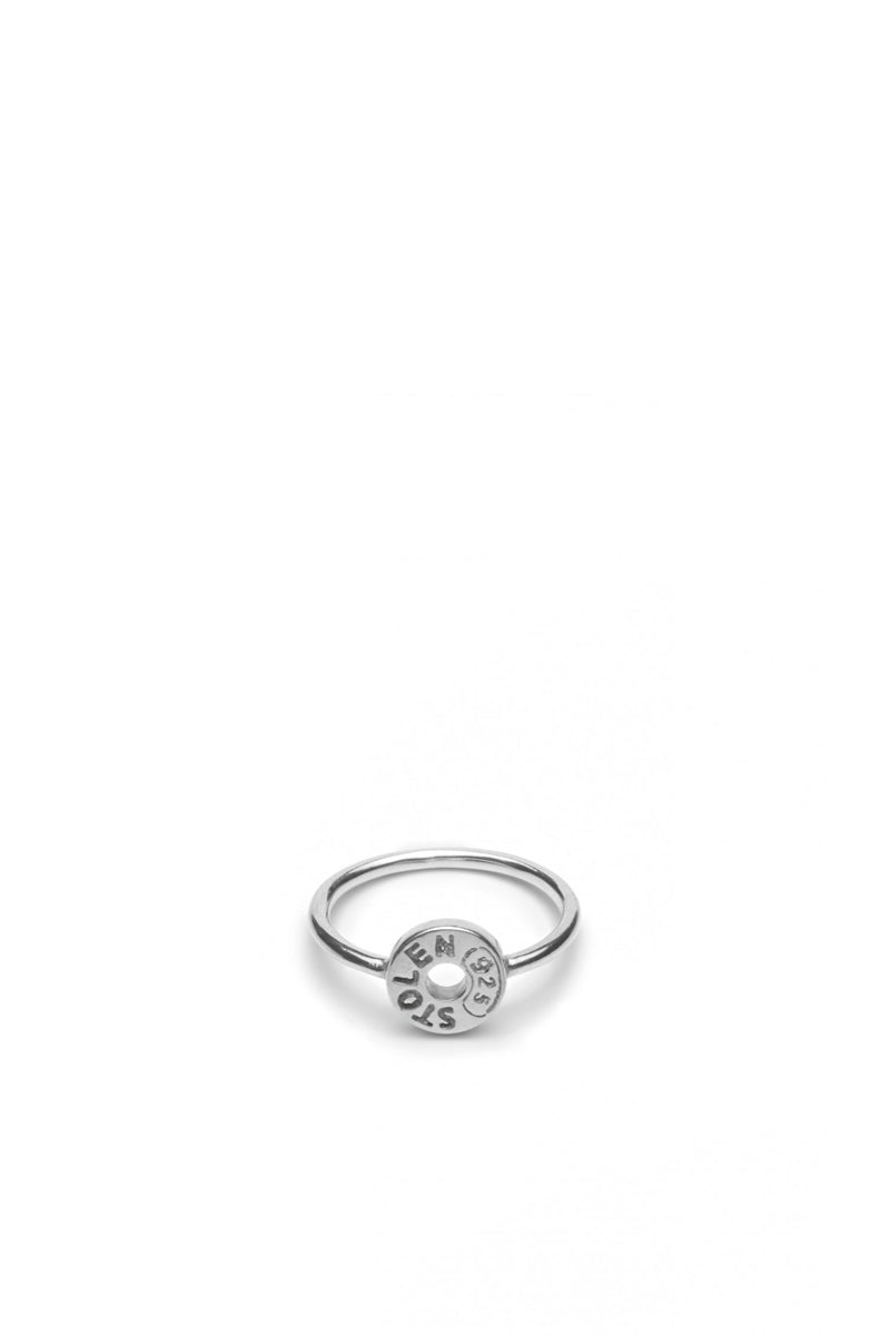 Stolen Girlfriends - Sleeper Ring, Silver