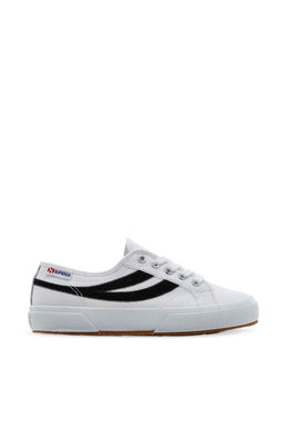 Superga - 2953 Cotu Suede Sneaker, Black/White