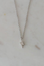 Sophie - Flashy Necklace, Silver