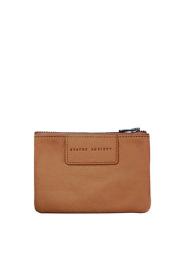 Status Anxiety - Anarchy Purse, Tan