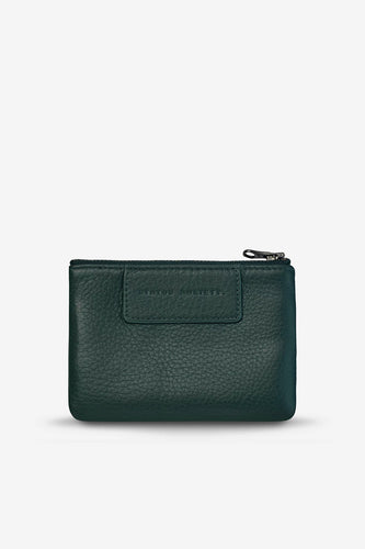 Status Anxiety - Anarchy Purse, Teal