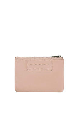 Status Anxiety - Anarchy Purse, Dusty Pink