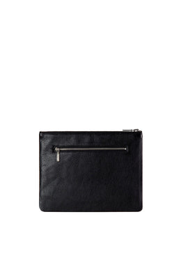Status Anxiety - Antiheroine Clutch, Black