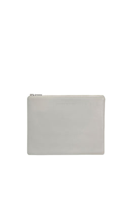 Status Anxiety - Antiheroine Clutch, Light Grey
