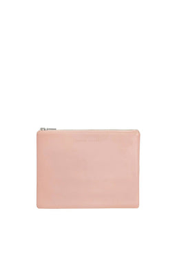 Status Anxiety - Antiheroine Clutch, Dusty Pink