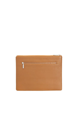 Status Anxiety - Antiheroine Clutch, Tan