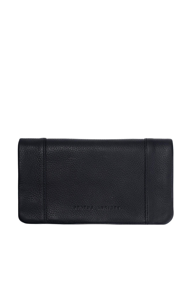 Status Anxiety - Some Type of Love Wallet, Black