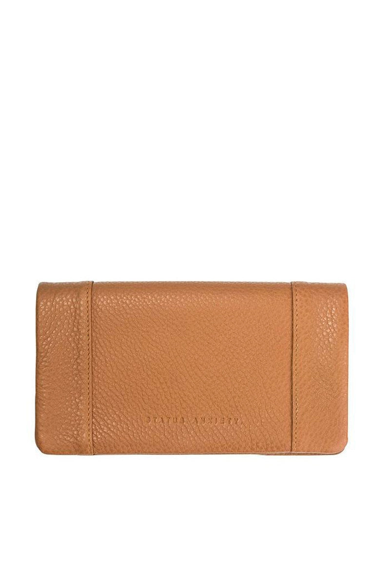 Status Anxiety - Some Type of Love Wallet, Tan