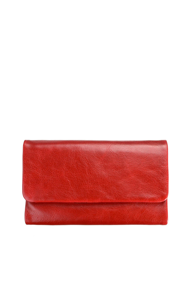 Status Anxiety - Audrey Wallet, Red