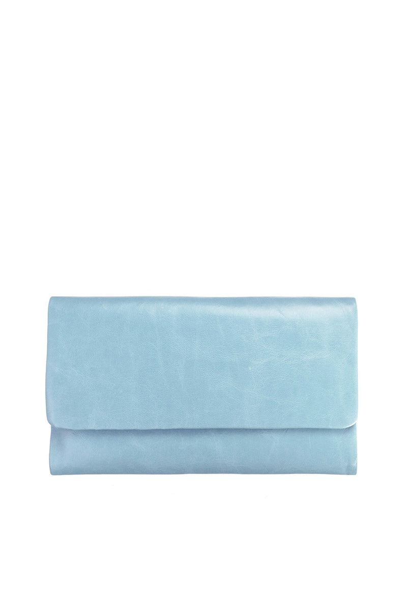 Status Anxiety - Audrey Wallet, Sky Blue