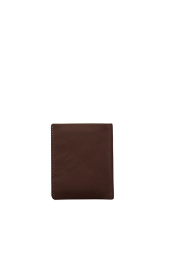 Status Anxiety - Edwin Wallet, Chocolate