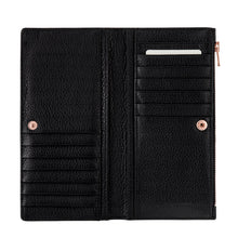 Status Anxiety - In The Beginning Wallet, Black