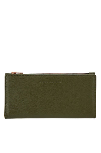 Status Anxiety - In The Beginning Wallet, Khaki