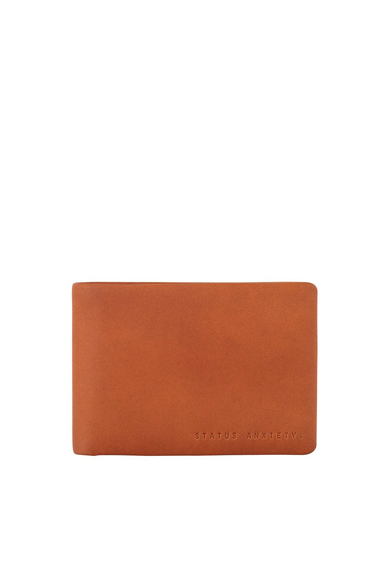 Status Anxiety - Jonah Wallet, Camel