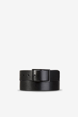 Status Anxiety - Natural Corruption Belt, Black