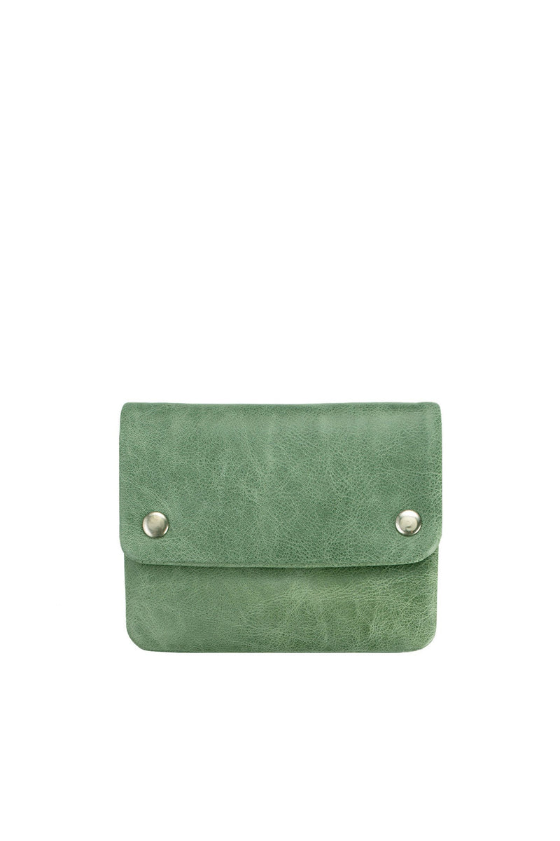 Status Anxiety - Norma Wallet, Emerald