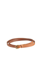 Status Anxiety - Only Lovers Left Belt, Tan