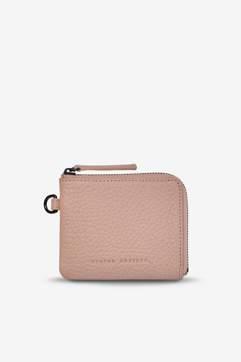 Status Anxiety - Part Time Friends Purse, Dusty Pink