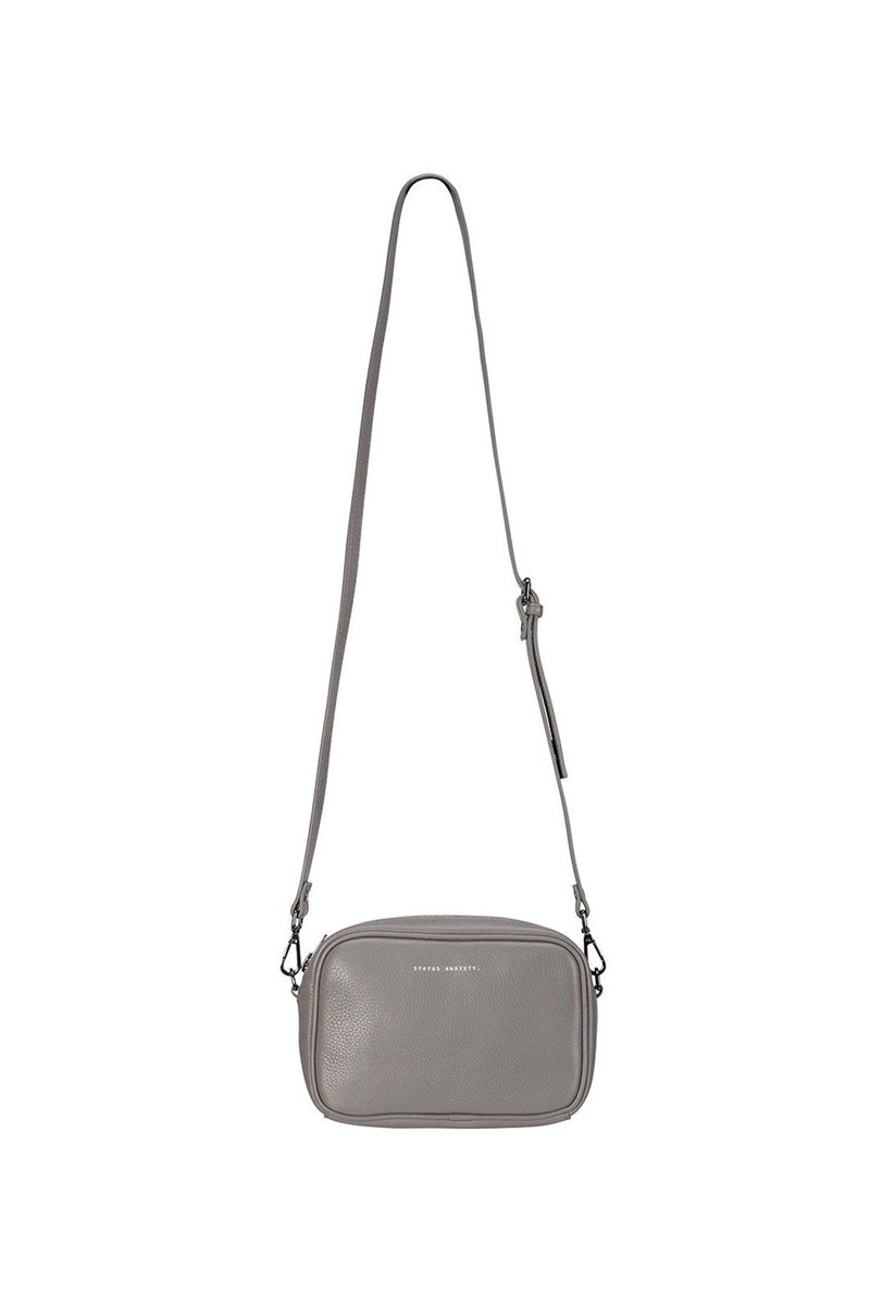 Status Anxiety - Plunder Bag, Light Grey