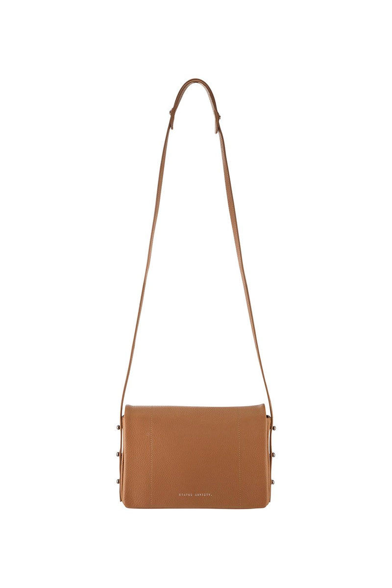 Status Anxiety - Succumb Bag, Tan