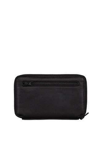 Status Anxiety - Vow Travel Wallet, Black