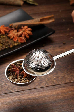 Better Tea Co - Teapop Infuser, Silver