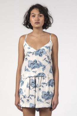 Thing Thing - Wilde Cami, Floral Blue