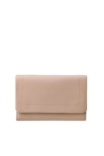 Status Anxiety - Remnant Wallet, Dusty Pink
