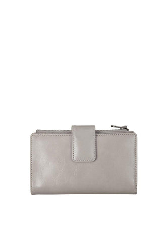 Status Anxiety - Outsider Wallet, Light Grey