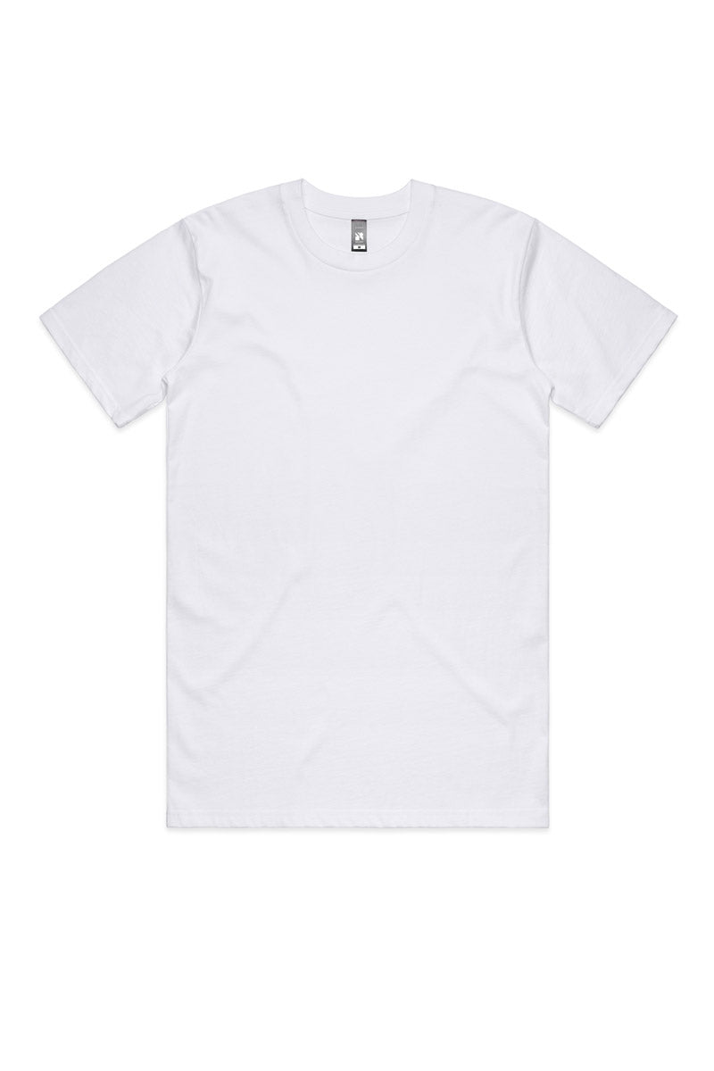 AS Colour - Classic Tee, White
