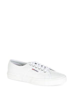 Superga - 2750 EFGLU Cotu Leather Sneaker, White