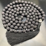 Load image into Gallery viewer, The Gaia Mala - Lava Stone