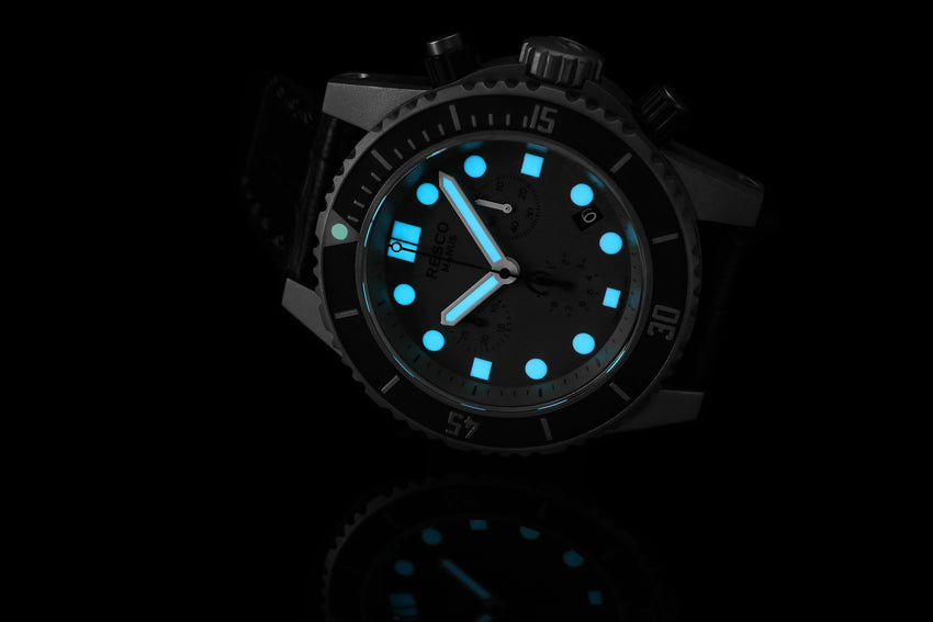Pelagic Blue, Stainless