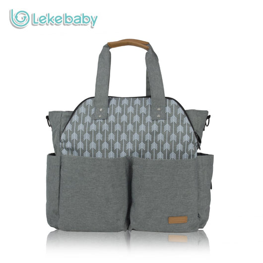 Baby Changing Bag (Backpack) - Print - Honest Maternity