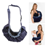 Baby Carrier Cradle Sling and Pouch