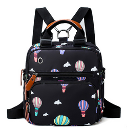 Large Capacity Maternity Changing Bag (Backpack with Balloon Printing) - Honest Maternity