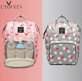 Large Nappy Backpack with Organiser