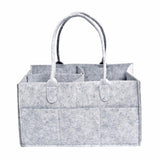Multifunctional Portable Nappy Changing Bag Bottle Storage Nursery Bag Gift Organiser