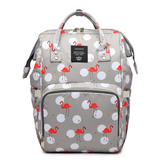 Large Nappy Backpack with Organiser - Honest Maternity