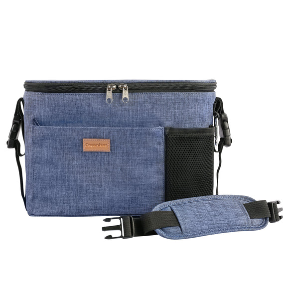 Dark Blue Maternity Changing Bag