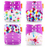 Reusable Eco-Friendly Cloth Diapers - Honest Maternity