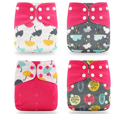 Reusable Eco-Friendly Cloth Diapers