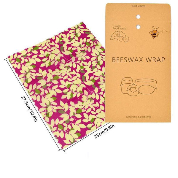 1 piece Beeswax Wrap (Food Grade)